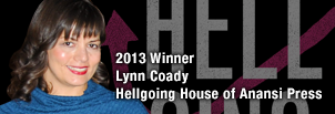 Lynn Coady wins the 2013 Scotiabank Giller Prize for her short story collection Hellgoing